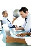 Globalny biznes jest o wzroku Fotografia Stock