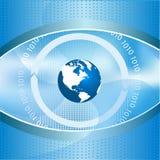 Globalny communikation Fotografia Stock