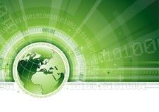 globalny komunikacyjny pojęcie ilustracja wektor