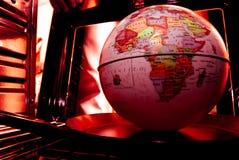 globalny nagrzanie Fotografia Stock