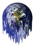 globalny nagrzanie Obrazy Stock