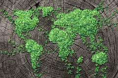 Globalny rozszerzanie się ilustracja wektor
