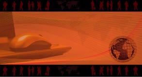 globalny tło projekt royalty ilustracja
