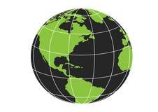 globalt royaltyfri illustrationer