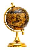 Globe à l'ancienne Photos libres de droits