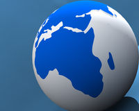 Globe 001 Royalty Free Stock Images