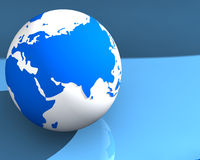 Globe 002 Royalty Free Stock Photos
