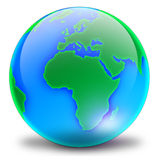 Globe 01 Royalty Free Stock Images
