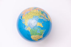 Globe. An image of a globe stock photos