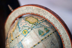 Globe. Stock photos for buiness and personal use by photographer Leighton O'Connor Royalty Free Stock Images