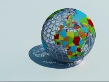The Globe Foto de archivo libre de regalías