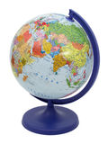 Globe. Isolated Royalty Free Stock Photography