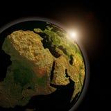 The globe Stock Photo