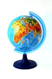 Globe. On a white background Stock Images