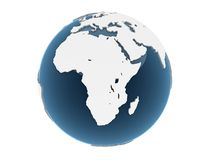 globe 3d illustration libre de droits