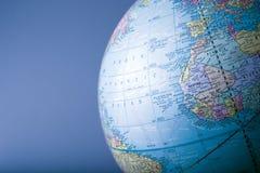 Globe 4 Photo libre de droits