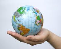 Globe Image stock
