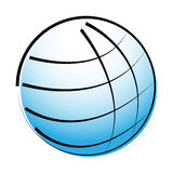 Globe. Computer generated Outline world globe Royalty Free Stock Photos