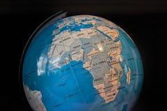 Globe Africa Stock Photo