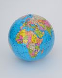 Globe Africa centric Royalty Free Stock Images