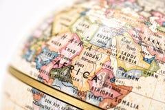 Globe Africa Royalty Free Stock Image