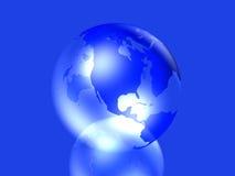 Globe - America Stock Image