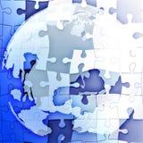 Globe of Americas Stock Image