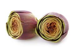 Globe artichoke buds Royalty Free Stock Photo