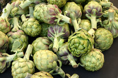 Globe Artichoke Stock Photo