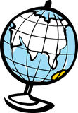 Globe_Asia Stock Image