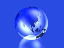 Globe - Asia Royalty Free Stock Photos