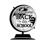 Globe Back to School Stock Image