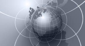 Globe Background Royalty Free Stock Images