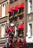 The Globe bar och kök i London Royaltyfri Fotografi