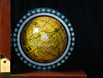 Globe Book End Stock Images