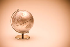 Globe China Russia Australia Asia Royalty Free Stock Photo