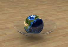 Globe concept 4 Royalty Free Stock Photo