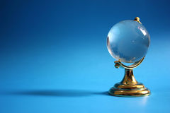 Globe with copy-space Stock Photos
