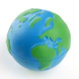 Globe d'éponge Photos stock