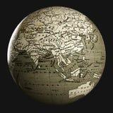 Globe 3D du monde illustration stock