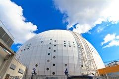 Globe d'Ericsson Photographie stock