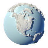 Globe 3D Stock Images