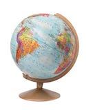 Globe de bureau Photographie stock