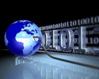 Globe de câble illustration libre de droits
