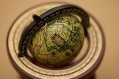 Globe de cru Images libres de droits
