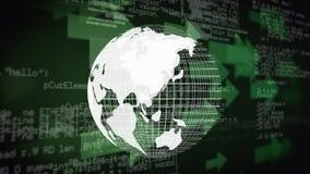 Globe de Digital illustration libre de droits