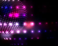 Globe de disco Photos stock