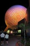 Globe de Disney Epcot Photographie stock libre de droits