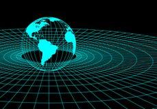 globe de Fil-trame   Photos libres de droits