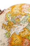 globe de l'Europe image stock
